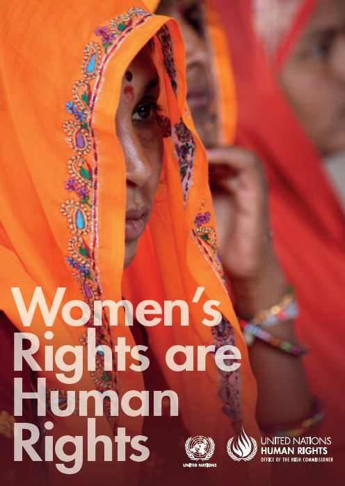 Women´s Rights are Human Rights
