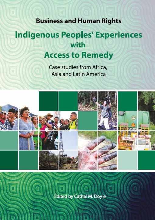 Business and Human Rights. Indigenous Peoples´ Experiences with Access to Remedy