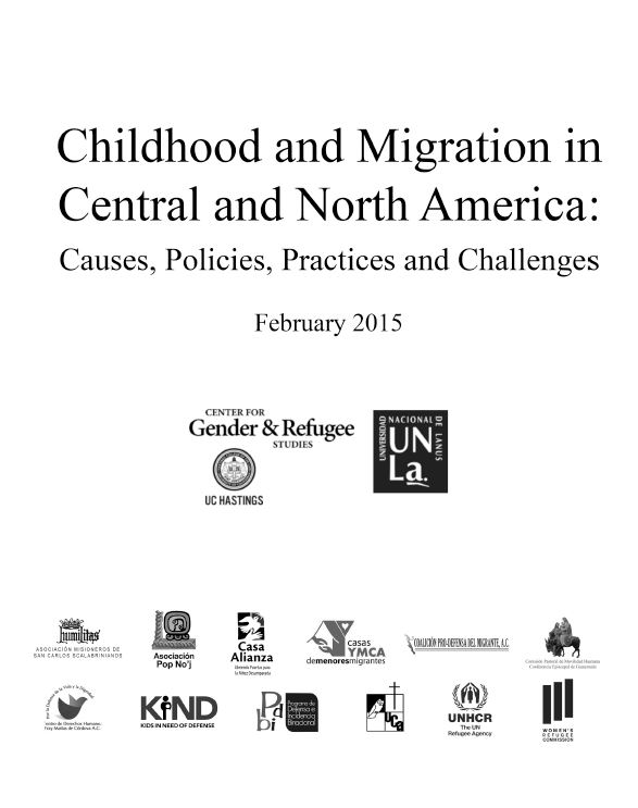 Childhood and Migration in Central and North America